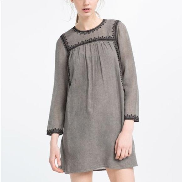 6ece6133 Zara Dresses | Trafaluc Collection Dress Size M | Poshmark